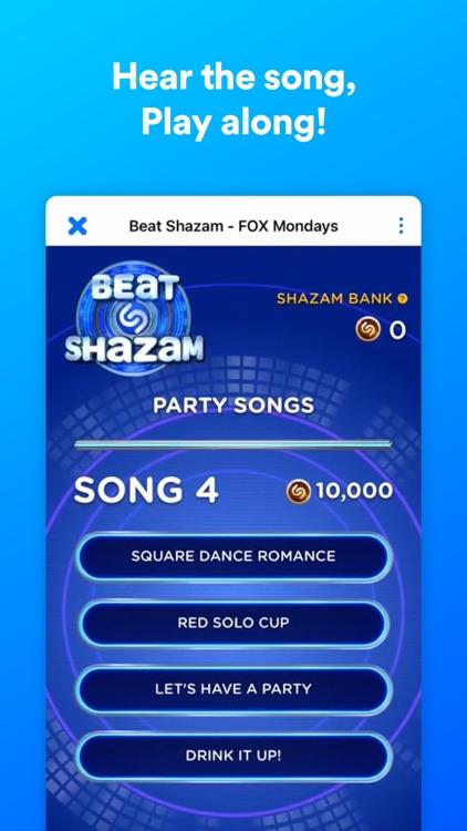 Shazam: Music Discovery screenshot-3