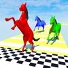 Horse Champion Jump Race 2020