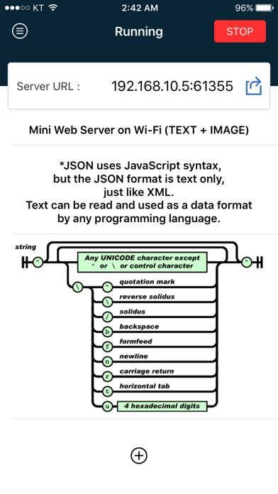 Mini Web Server on WiFiのおすすめ画像2