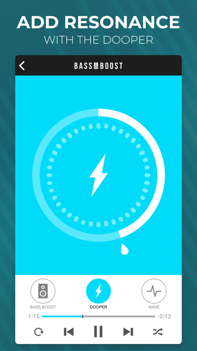 Bass Booster Volume Power Amp by Roger McAdams (iOS, United States