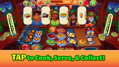 Cooking Craze: Restaurant Game