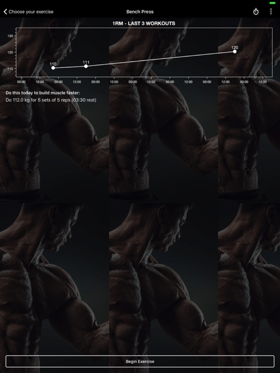 Dr. Muscle Workouts Home & Gym screenshot