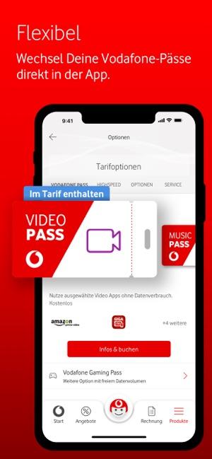 Vodafone Prepaid Guthaben aufladen und abfragen