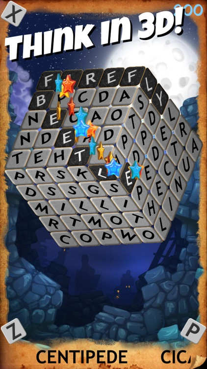 Word Head ( 3D Word Search )