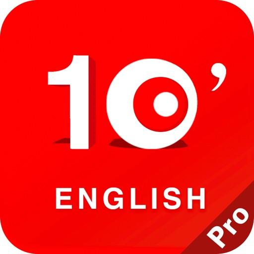 Ten Minutes English icon