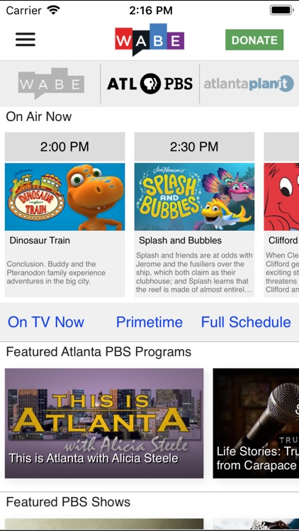 WABE Public Broadcasting App screenshot-3