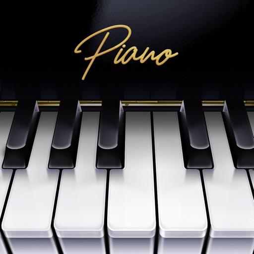 Piano - simply game keyboard