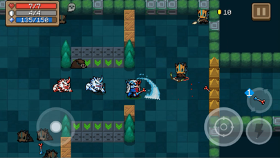 Screenshot from Soul Knight
