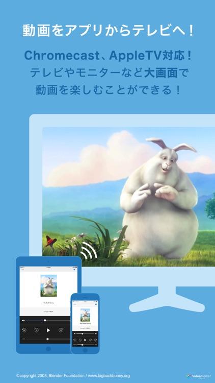 DMM 動画プレイヤー screenshot-3