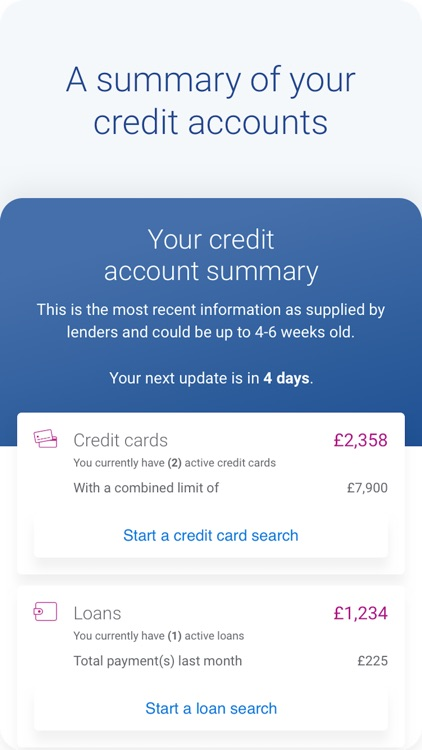 Experian: Credit Score screenshot-3