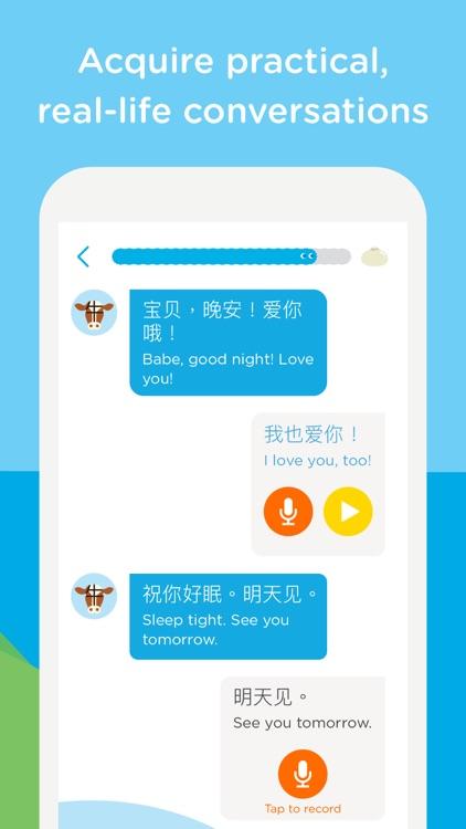 Chineasy: Learn Chinese easily screenshot-3