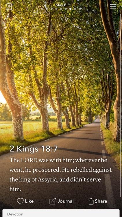 Daily Bible Inspirations screenshot-7