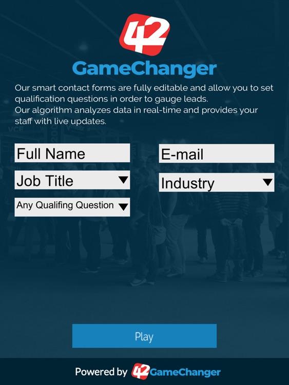 42 Gamechanger Plus