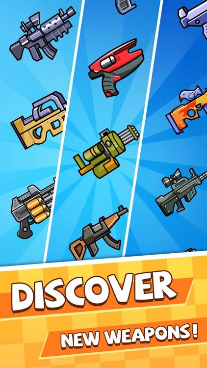 Merge Guns VS Zombies