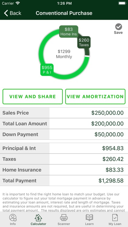 Fidelity Bank Mortgage screenshot-3