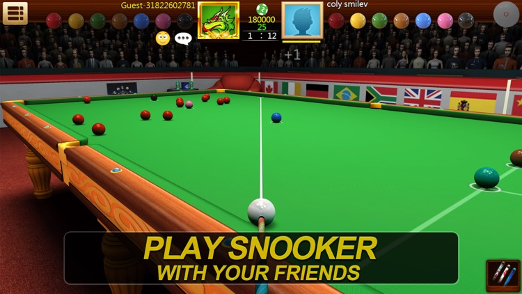 Real Pool 3D: Online Pool Game screenshot-4