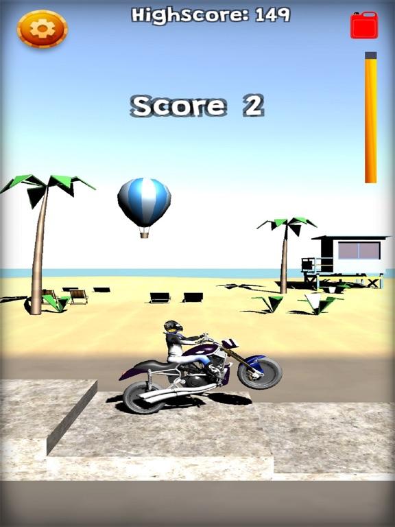 Screenshot #6 pour Wheelie Or Die - Wheelie game