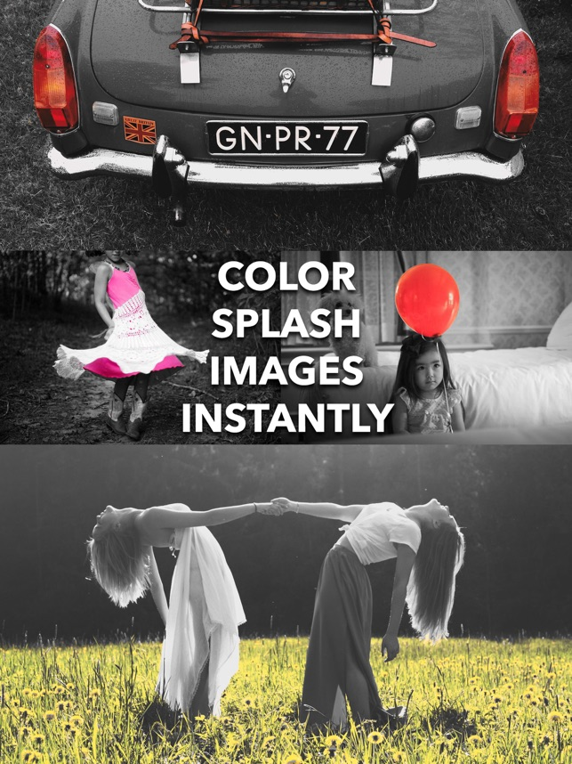 ‎Depello - color splash photos Screenshot