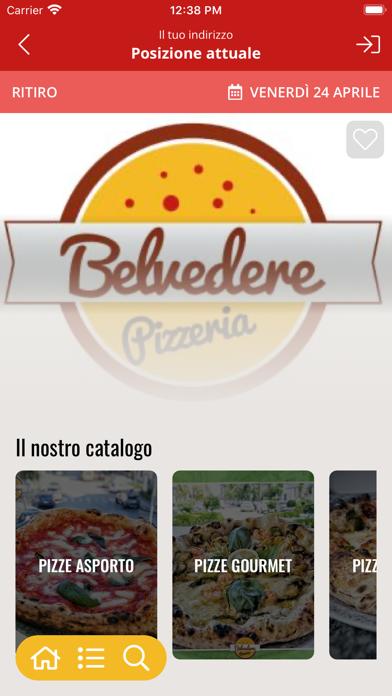 Pizzeria Belvedere screenshot 2