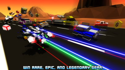 Screenshot from Hovercraft: Takedown