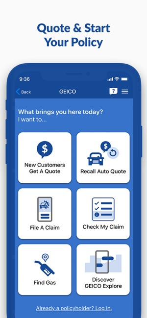 GEICO Mobile - Car Insurance on the App Store