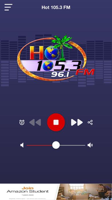 Caribbean Hotfm screenshot two