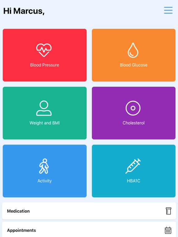 Health 360x Mobile screenshot 9