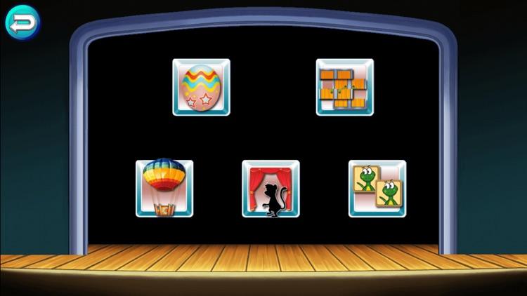 Animal Circus: Toddler Games screenshot-5