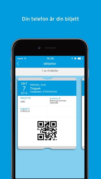 Ticketmaster Sverige screenshot-3