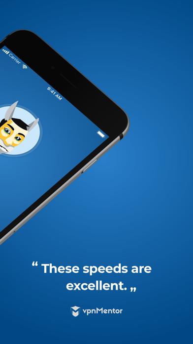 HMA Hotspot VPN & Proxy Screenshot