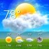 天气准确中国