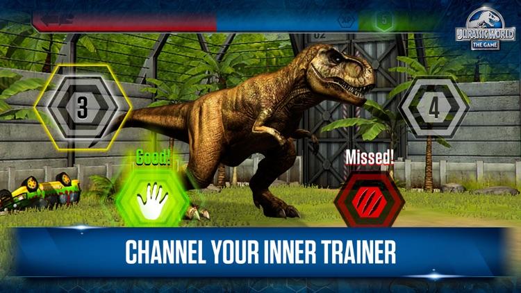 Jurassic World™: The Game screenshot-4