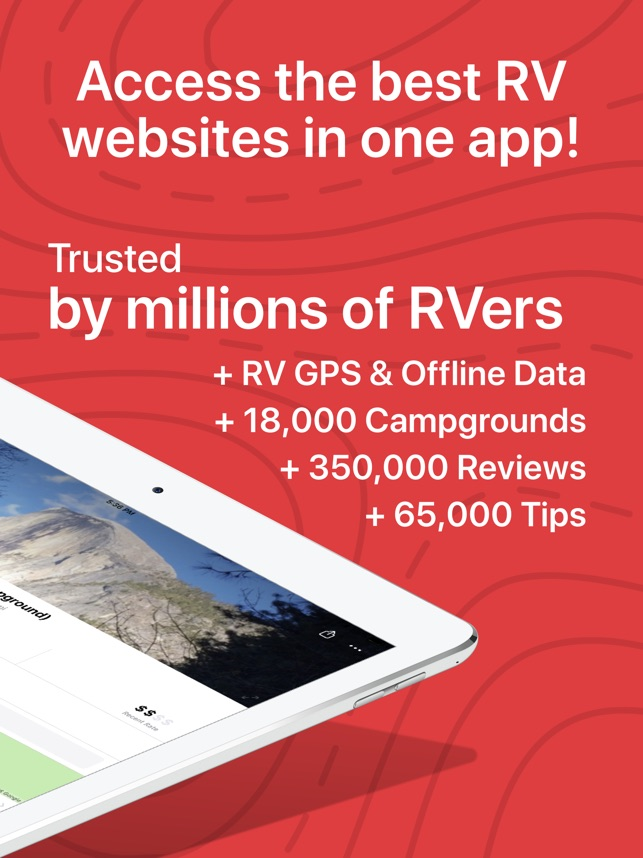RV LIFE - RV GPS & Campgrounds on the App Store