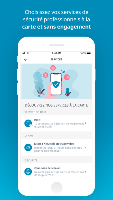 Screenshot #3 pour Somfy Protect