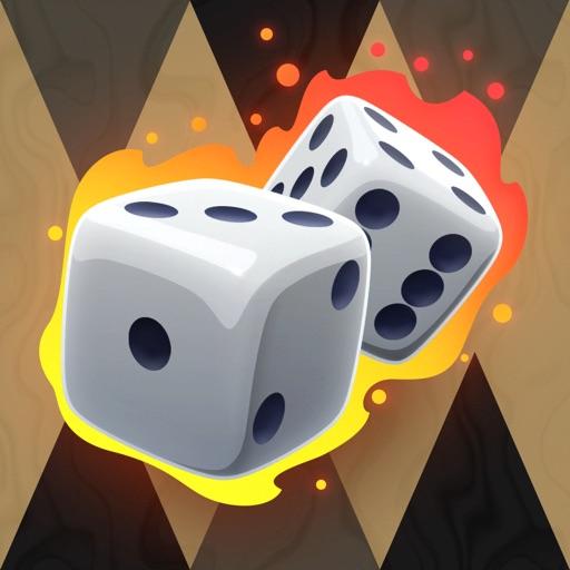Backgammon Blitz icon