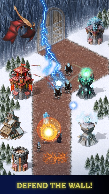 Tower Battle Empire Defense