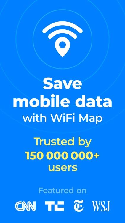 WiFi Map: Find Internet & VPN screenshot-7