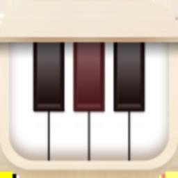 钢琴键盘模拟器-掌上智能钢琴弹奏大师