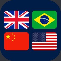 World Flags Quiz: Trivia Game