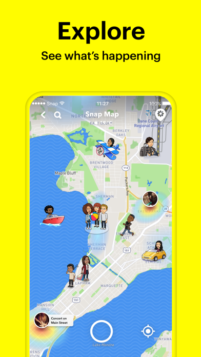 Snapchat wiki review and how to guide