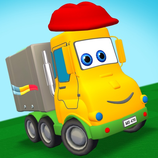 Mika Truck World - for kids icon