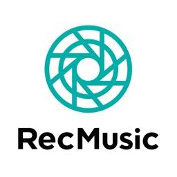RecMusic - 音楽聴き放題/MV見放題アプリ