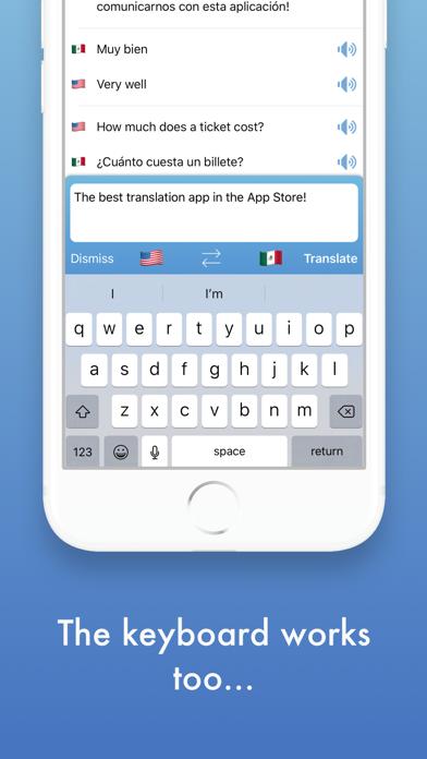 Translate ÜbersetzerScreenshot von 7