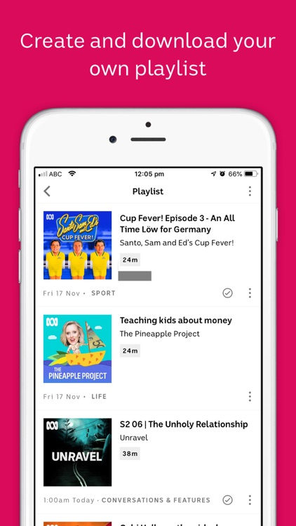 ABC listen by Australian Broadcasting Corporation