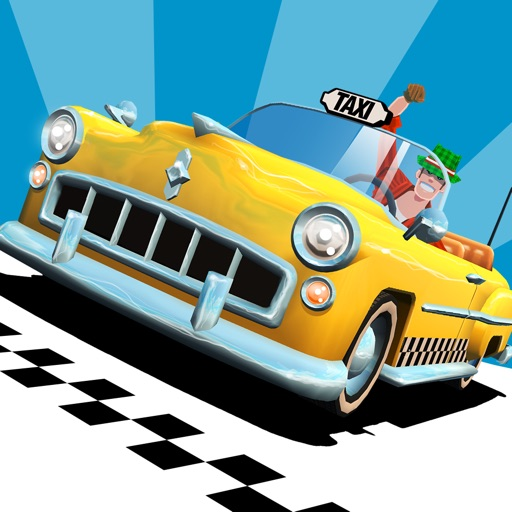 Crazy Taxi City Rush iOS Hack Android Mod