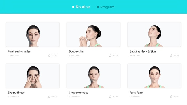 Facial Yoga Guru Face Fitness On The App Store