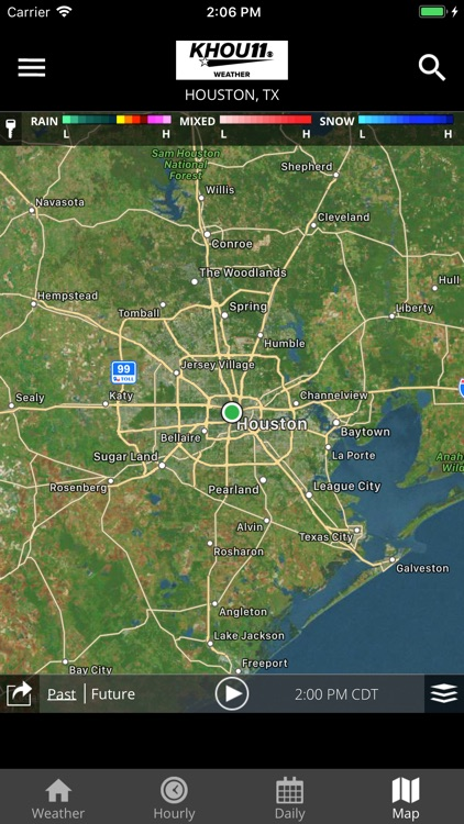 Houston Area Weather from KHOU screenshot-3