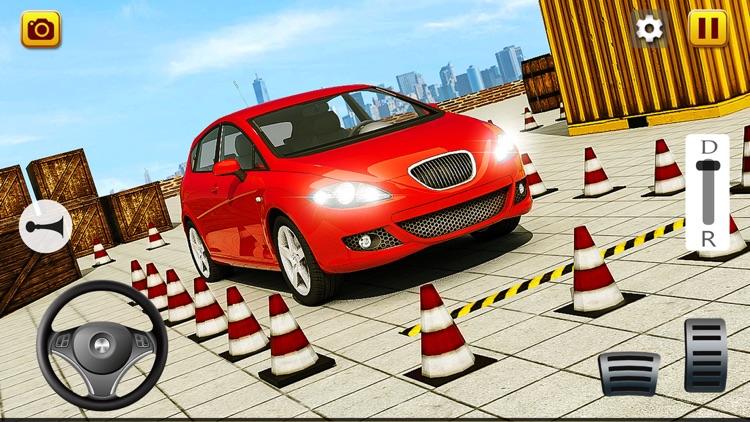 Advance Car Parking Game screenshot-6