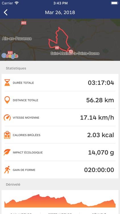 My Coach Vélo screenshot-3