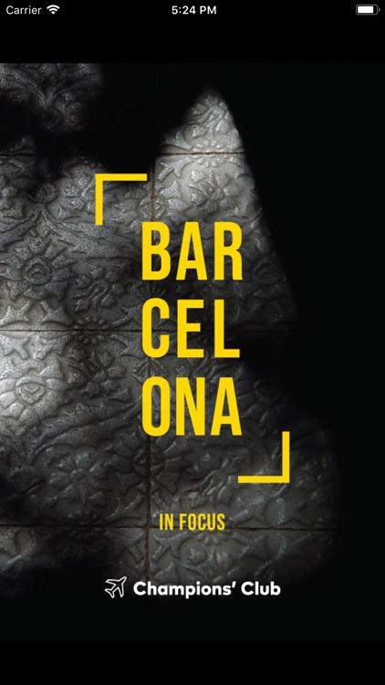 Champions Club Barcelona 2019